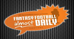 Fantasy Football Almost Daily #311: Week 3 DFS Podcast!